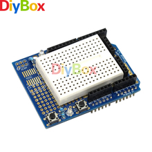 5PCS For Arduino Prototyping Prototype Shield ProtoShield With Mini Breadboard NEW