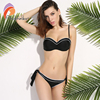Andzhelika Swimsuit Woman 2017 Sexy Bikinis Set Push Up Swimsuit Crochet Handmade Brazilian Bikini Set Bathing