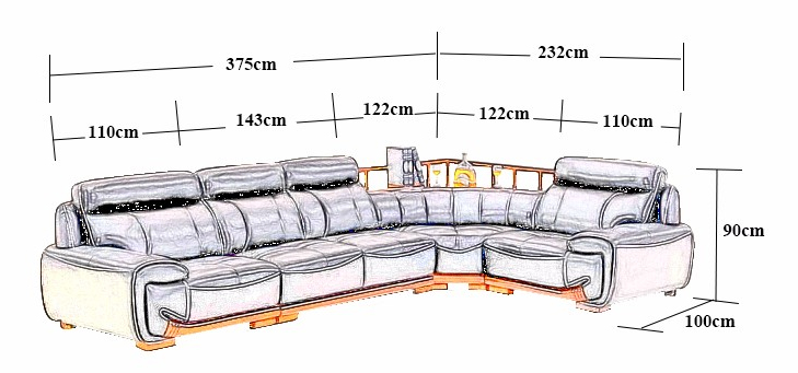 Tremendous Luxury Chesterfield Living Room Furniture U Shaped Sectional Spiritservingveterans Wood Chair Design Ideas Spiritservingveteransorg