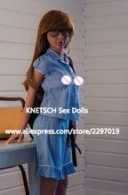 KNETSCH, высокое качество, 155 см, японский реалистичный, маленькая грудь, секс кукла, полная силиконовая кукла для любви, оральный анальный влагалище, настоящая секс игрушка, кукла