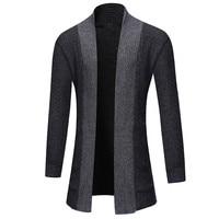Novelty Fashion Streetwear Sweater Casual New Arrival Men Jacket Coat Big Size Male Sweaters Harajuku Autumn Winter Thin Sweater