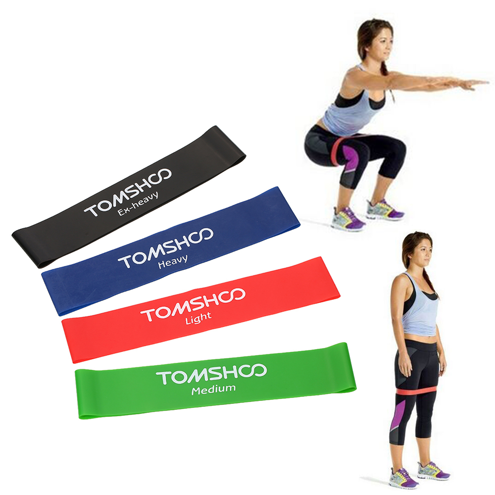 Aliexpress.com : Buy TOMSHOO Pull Up Resistance Bands