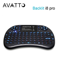 Israel Hebrew Language Keyboard 2 4G Rii I8 Wireless Mini Keyboard Touch Pad Airfly Mouse For