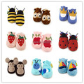 Retail-Solid Animal Prints Baby Boots/Toddler&Infant's Shoes/Baby Footwear/Baby First Walkers