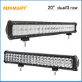 "Axmart Dual/Tri Row 20"" LED Light Bar Offroad combo beam Work Lamps 12v 24v for camper trailer Truck 4x4 4WD ATV SUV RZV LED Bar"