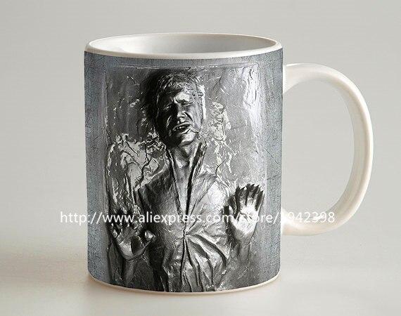 Star Wars Mugs Han Solo Carbonite Make Your Own Ceramic