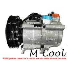 HS18 AC Compressor For Jeep Liberty Dodge nitro 3.7L 4WD F500-DM5AA-03 55111400AA 55111400AB R5111400AE