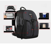 NEW Waterproof BACKPACK DSLR SLR Camera Case Bag For Nikon Canon Sony Fuji Pentax Olympus Leica Outdoor Bag Photograph Bag D2830