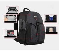 NEW Waterproof BACKPACK DSLR SLR Camera Case Bag For Nikon Canon Sony Fuji Pentax Olympus Leica Outdoor Bag Photograph Bag D2830