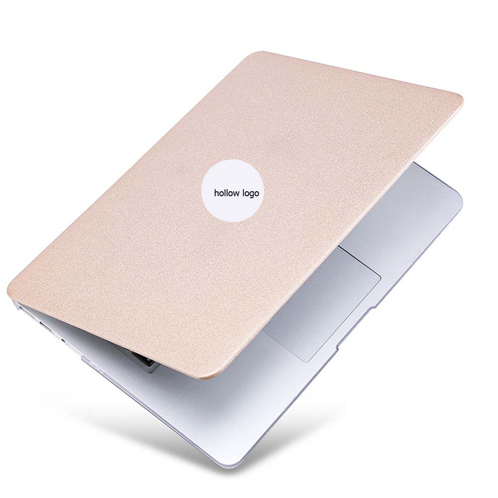Minimalist Laptop Case for Macbook Air Pro Retina 11 12 13 15 inch Hollow Logo Computer Shell Exquisite Accurate Protector prostormer professional manual pipe bender adjustable 3 in 1 aluminum copper pipe bender steel fuel brake line tubing bending1pc