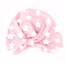 Baby Toddler Kids Boy Girl Bowknot Lovely Print Soft Hat-in Hats & Caps from Mother & Kids on Aliexpress.com | Alibaba Group