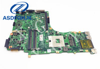 For MSI GT70 MS 1762 MS 17621 VER: 2.1 Laptop Motherboard DDR3 non integrated motherboard 100% tested ok