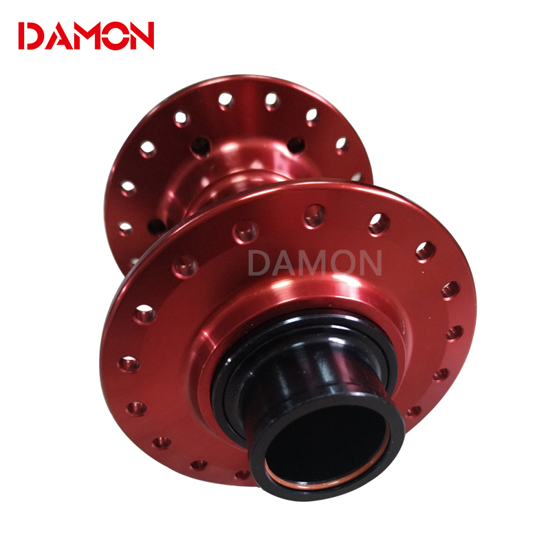 DHL 20 Bicycle Disc Brake Hub 32 36H Downhill Mtb Mountain DH Bicycle Aluminum Alloy Front