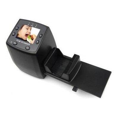 2016 New high quality 5MP 35mm Negative Film Slide Viewer Scanner USB Digital Color Scanner Screen