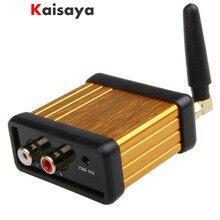 Мини стереоприемник CSR64215, 5 в пост. Тока, Hi Fi аудио, Bluetooth 4,2, поддержка платы APTX, чехол, коробка для автомобильного усилителя динамика