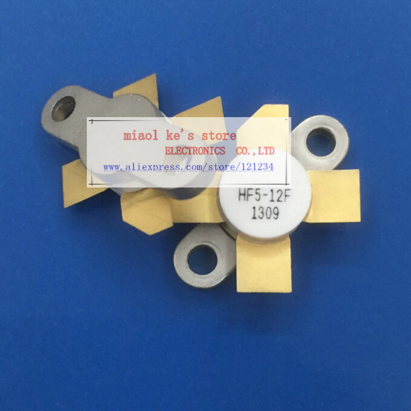 HF5-12F    NPN SILICON RF POWER TRANSISTORHF5-12F    NPN SILICON RF POWER TRANSISTOR