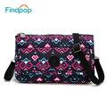 2017 Findpop Новый Desiger сумка почтальона сумочки нейлон crossbody сумки для женщин