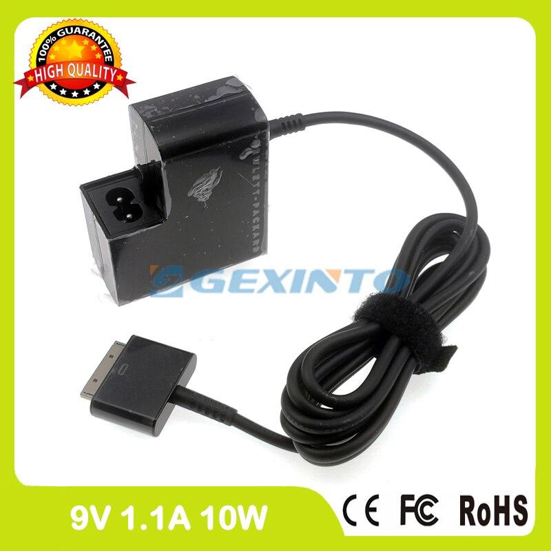 9V 1.1A 10W ordinateur portable adaptateur secteur 685735-003 686120-001 HSTNN-CA34 HSTNN-DA34 pour HP ElitePad 900 G1 tablette PC chargeur
