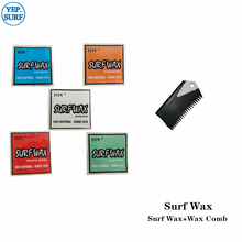 SUP Surf Board Tropical Water Wax and Comb the Fin Key