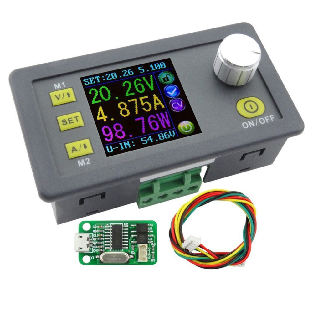 New DPS3005 Voltage Converter LCD Voltmeter Communication Function Constant Voltage Current Step-down Adjustable DC Power Supply dps3012 adjustable constant voltage step down lcd power supply module voltmeter voltage regulators stabilizers best quality