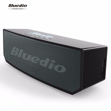 Bluedio BS-6 Mini Bluetooth speaker Portable Wireless speaker for phones with microphone loudspeaker supported Voice Control(China)