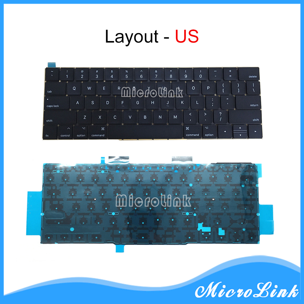 все цены на New A1708 US Keyboard for Macbook Pro 13.3