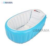 Heimgebrauch Baby Aufblasbare Schwimmwasser-pool PVC Platz Schwimmen Bade Sitze Stehen Piscina Bebe Zwembad Blau Rosa piscina
