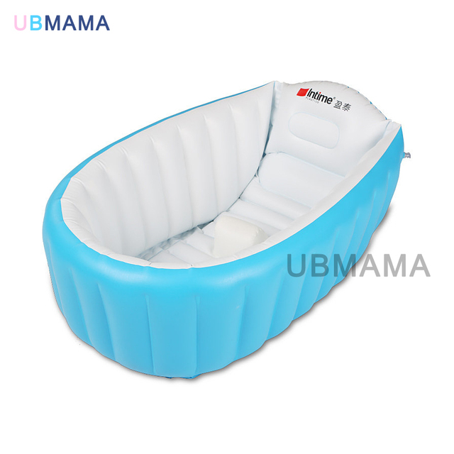 2e025483166 Home Use Baby Inflatable Swimming Water Pool PVC Square Swim Bathing Seats  Stand Piscina Bebe Zwembad Blue Pink piscina