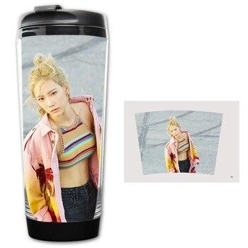 Ulzzang SNSD Taeyeon Butterfly Kiss album style drinkware korea style BEAST HIGHLIGHT image coffee mug tea cup bts v warriors jacket
