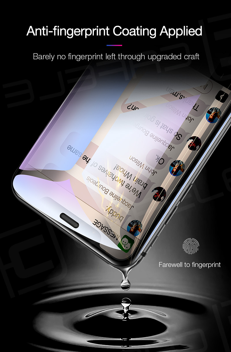 1 Tempered Glass for iphone X XS 9 2018 (5)