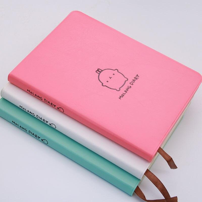 2017 2018 Calendar Rabbit Rabbit Notebook Notebook Diary Mullen Planner Gift Stationery For Kids School