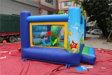 3X3M Jumping Castle Inflatable Playground Amazing Customized Bouncer High Quality Bouncy Castle Kids House Park