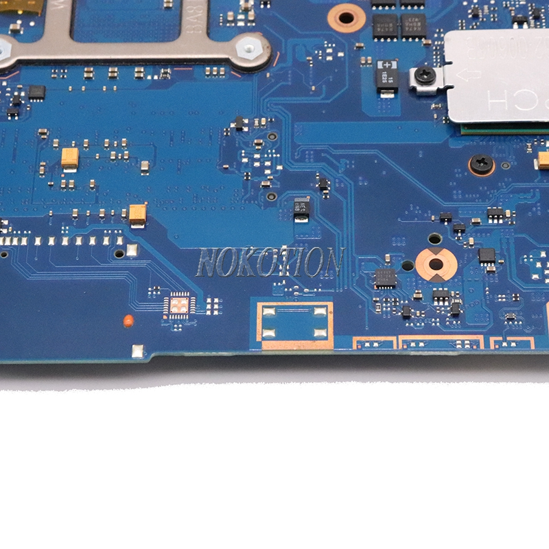 Image 5 - Nokotion BA92 09944A BA92 09944B For Samsung NP550P7C 17.3 inch Laptop motherboard NVIDIA GeForce GT 650M and Intel GMA HD 4000Motherboards   -