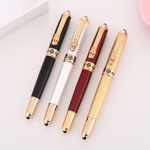 Jinhao1000 Luxury High Quality Electroplating Fountain Pen Calligraphy ink pen Business office School fountain pen Gift pen authentic picasso art palace fountain pen 907 signing pen ink device business calligraphy pen iraurita 0 5mm f birthday gift