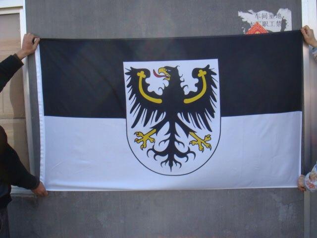 3x5 kingdom of prussia flag germany banner prussian german - 640×480