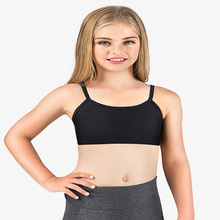 ICOSTUMES girls Camisole Tight Crop Top Sleeveless Skinny Summer  Lady Ballet Dance Tops Womans Cropped Gymnastics Bodysuit