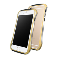 4.7 5.5 cal Mobile Phone Case Dla iPhone6/6 S/6 Plus Ducati Podwójne Kolor Metalu Wysokiej jakości anti falling