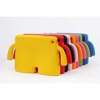 Para apple ipad 5/6 case para ipad air12 pro 9.7 tablet stand case case cubierta a prueba de golpes de niños de los niños 3d de la historieta linda abalasta
