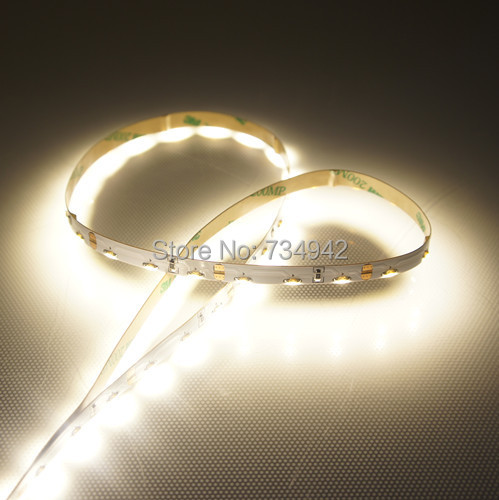 High Quality DC12V 8mm wide 5m(16.4foot) SMD335-300 Side View Flexible Lighting LED Strips 60leds/m LED Light