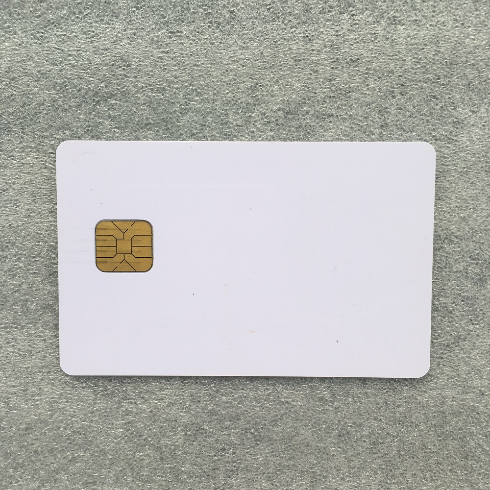 Wholesale 5000pcs Iso7816 4K-bit  AT24C04 Chip Hotel Contact Ic Card