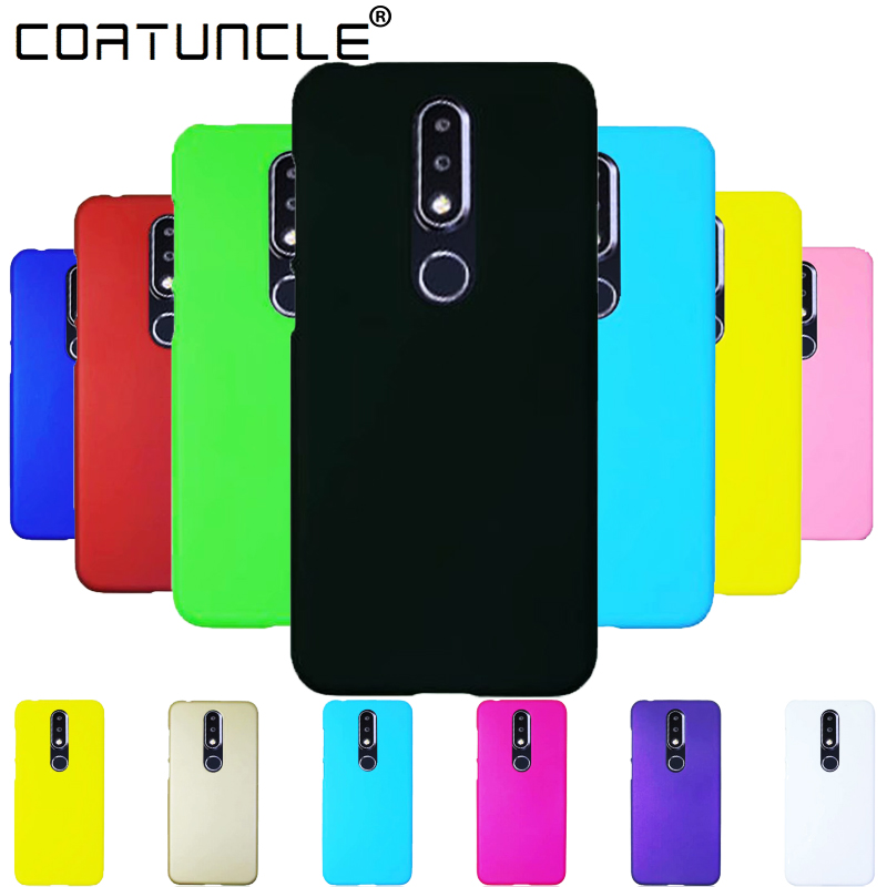 For NOKIA 6 Case On For Coque NOKIA 1 2 3 5 6 7 8 9 Cover For NOKIA 2.1 3.1 5.1 6.1 7.1 Plus Covers Hard Plastic PC Phone Case