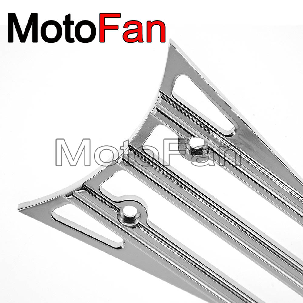 Motorcycle Parts Frame Downtube Grill Cover for Harley Davidson ...