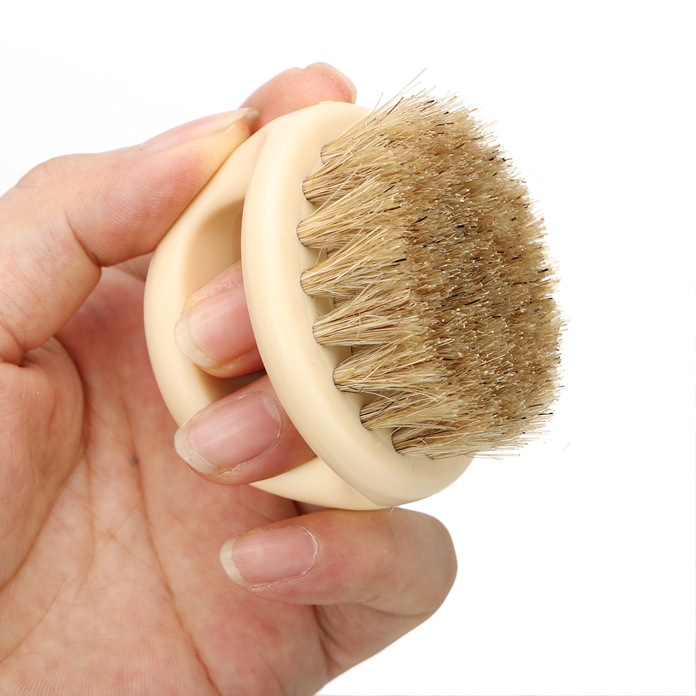 Auto Detailing Car Brush Hard And Soft Bristle For Interior/Leather Seat/ Roof/