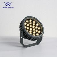 2017 New led spot light outdoor Wall washer led spotlight ip65 led projector light aluminium flood light for Building lighting
