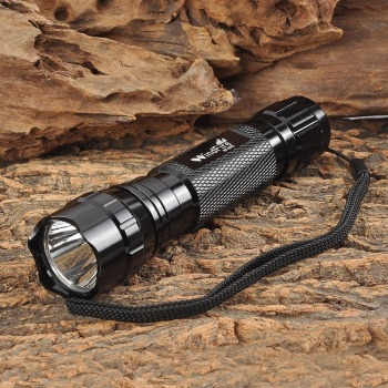 LED flashlight CREE XML-T6 18650 flashlight lantern torch high power flashlight tactical luz waterproof camping light 1