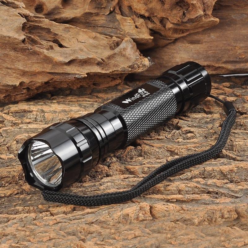 Светодиодный фонарик CREE XML-T6 18650, водонепроницаемый фонарик высокой мощности
