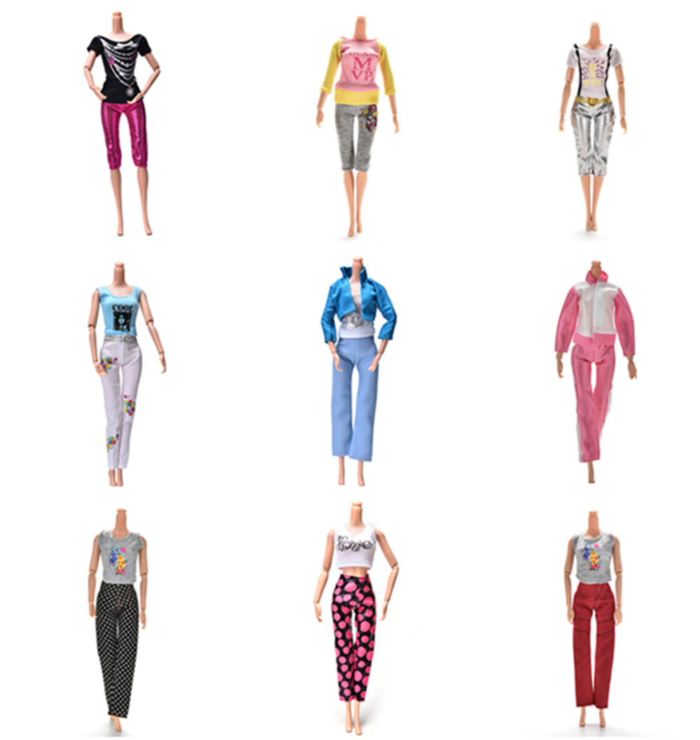 06b8cb5244 Worldwide delivery clothes for barbie doll accessories gift in ...