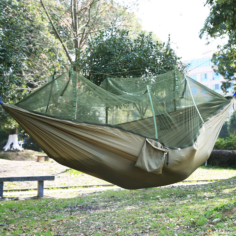 FF 210t Nylon Shioze Single-person Hammock Garden Outdoor Camping Travel Furniture Gammak Base Hamac Swing Sleeping Bed Hammocks outdoor sleeping parachute hammock garden sports home travel camping swing nylon hang bed double person hammocks hot sale