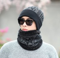 Winter Hat Direct Selling Man And Woman 2017 New Fashion Warm Wool Knitted Hat Korean Style