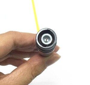 Image 3 - Yellow OPX771 UV Dual segment Soft Antenna for IC V8, IC V80, IC V82, IC U82, IC W32